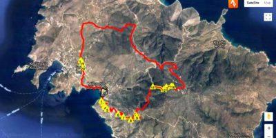 map itc 24 km